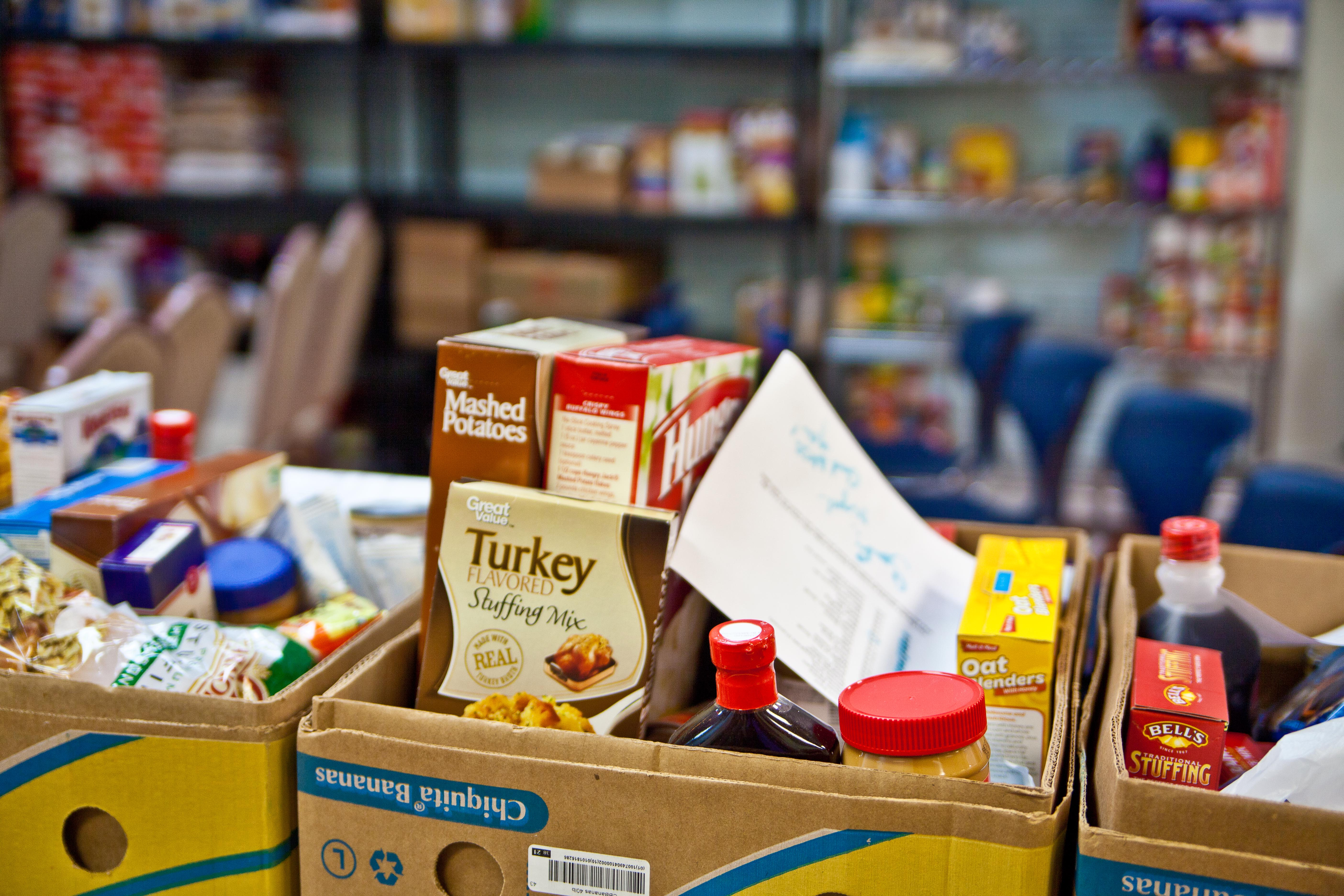 "We Can…Feed 5000"" Thanksgiving Food Drive"