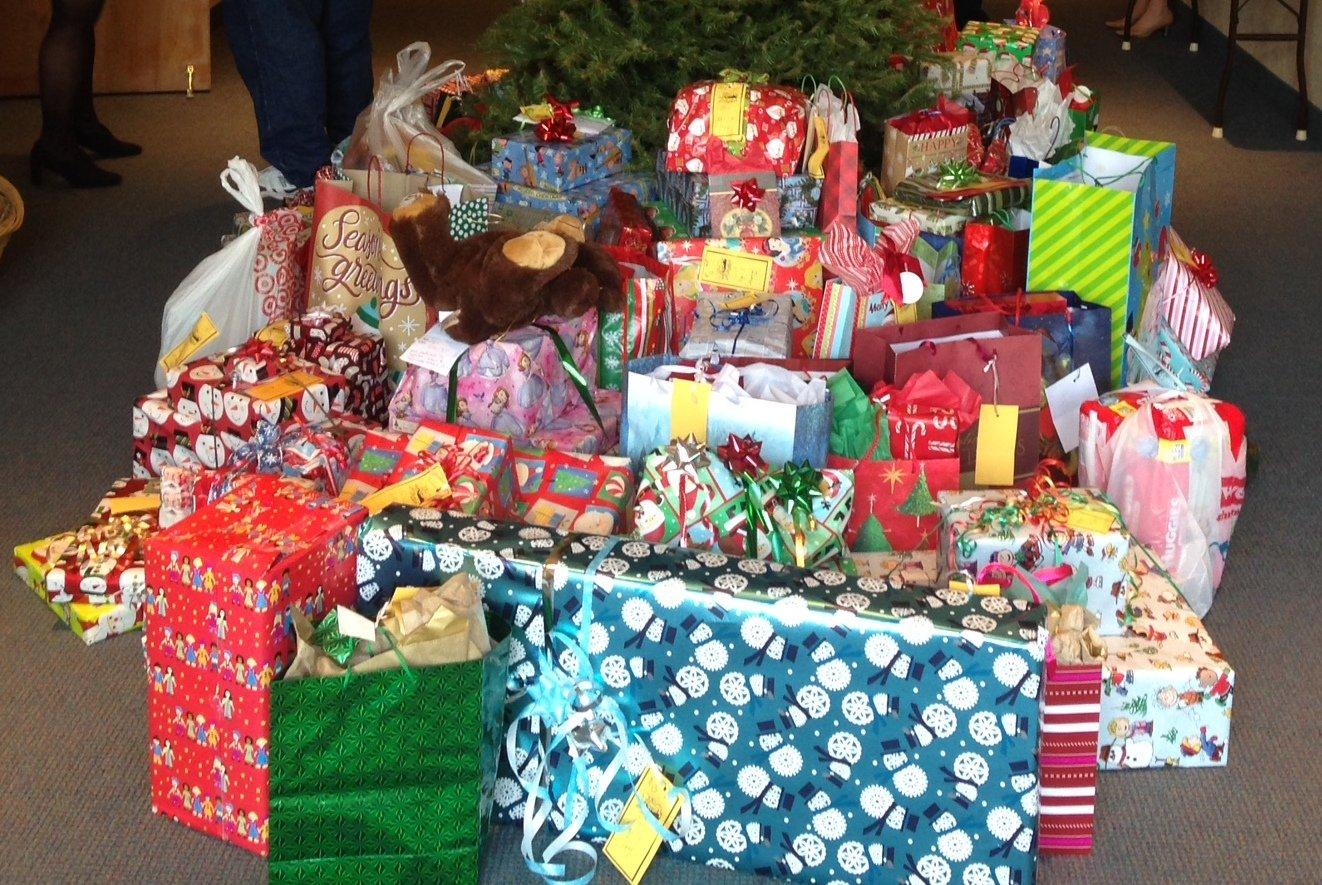 GOH Christmas Giving Tree