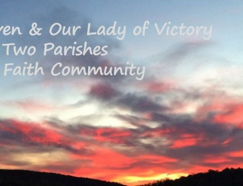 Check Out the Gate of Heaven/Our Lady of Victory Facebook Page