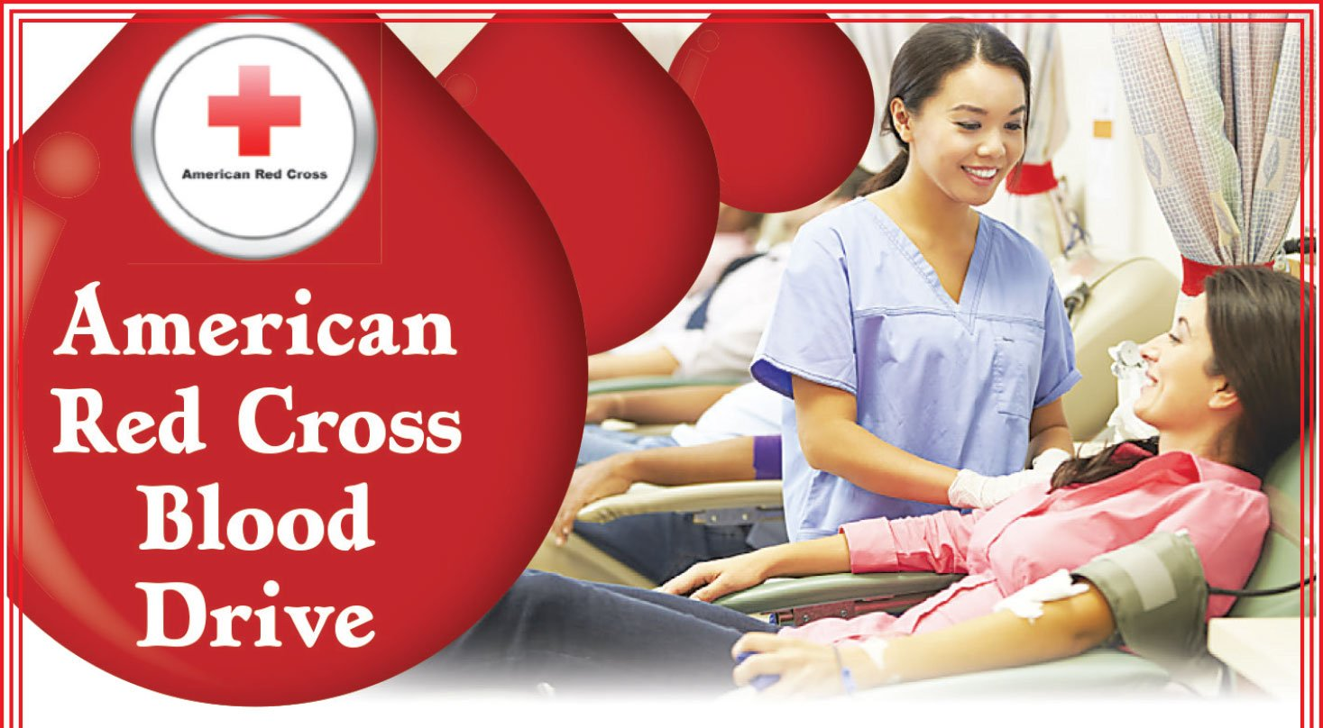 American Red Cross Blood Drive August 10