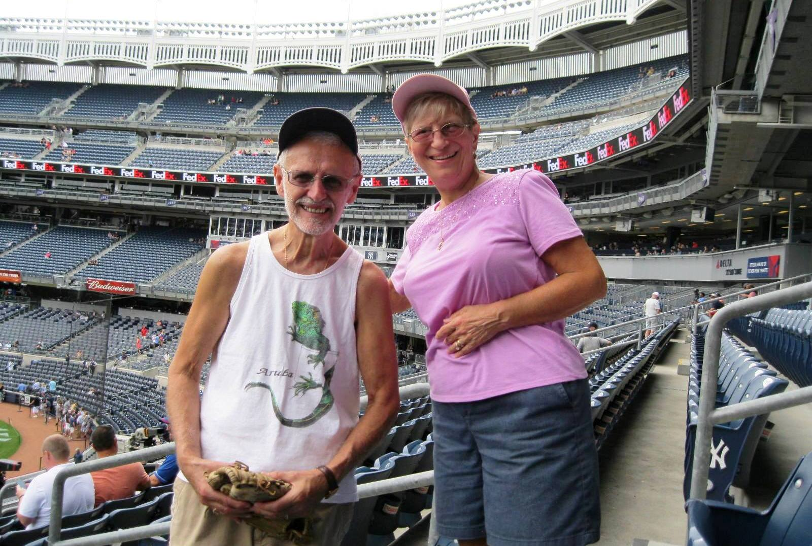 Yankees Baseball Trip August 1