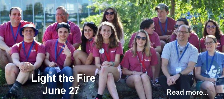 Light the Fire Youth Rally June 27